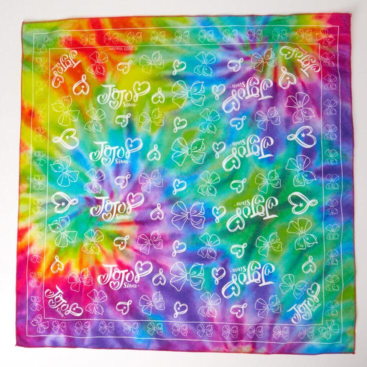 JoJo Siwa™ Tie Dye Bandana - Rainbow,