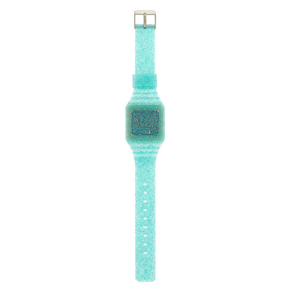 Claire's - glitter led watch - 2