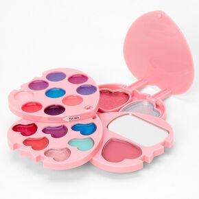 Unicorn Compact Lip Gloss Set - Pink,