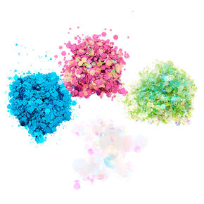 Bright Unicorn Dust Body Glitter - 4 Pack,