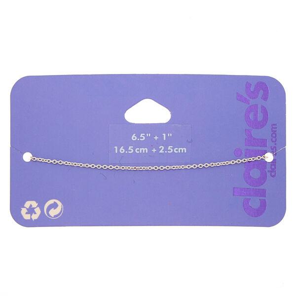 Claire's - chain bracelet - 1