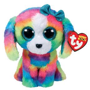 Ty Beanie Boo Medium Lola the Dog Plush Toy 6cfe95464af