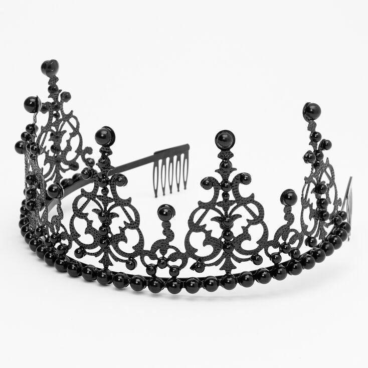 Dark Queen Crown - Black,