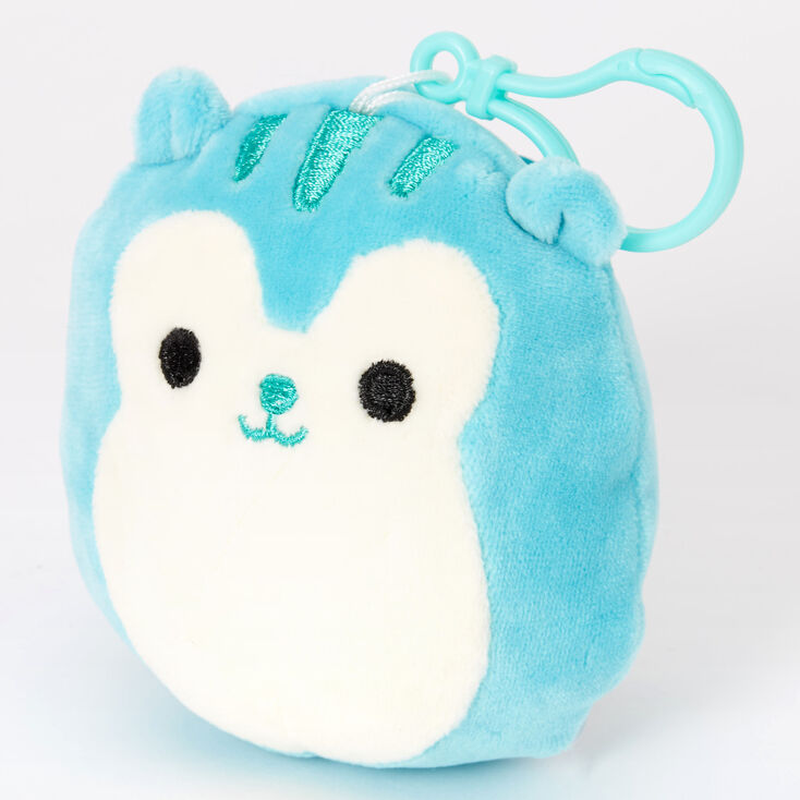 "Squishmallows™ 3"" Bright Keyring Clip - Styles May Vary,"