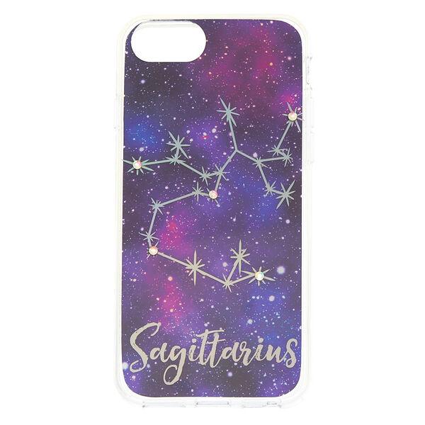 Claire's - zodiac sagittarius phone case - 1