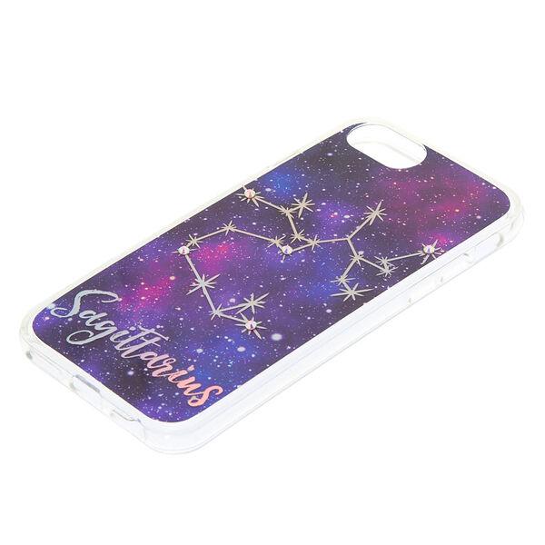 Claire's - zodiac sagittarius phone case - 2