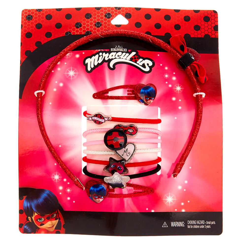 """2 or 4 Pink /& Red Ladybug /& Flower Snap Hairclips Girl Barrettes Hair Clips 2/"""""""