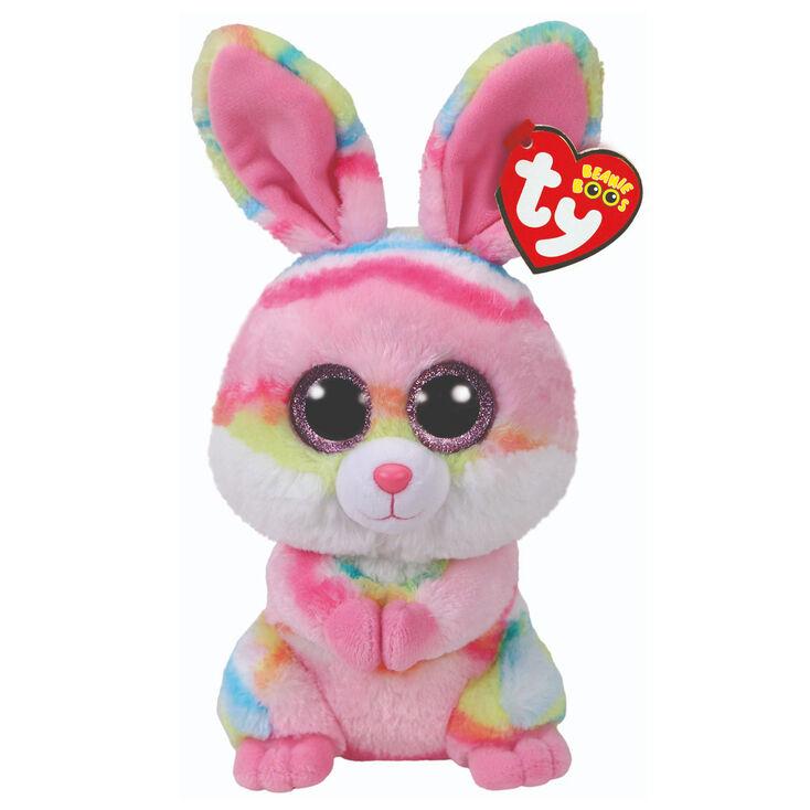 Ty Beanie Boo Medium Lollipop the Easter Bunny Soft Toy  0a613ea003b