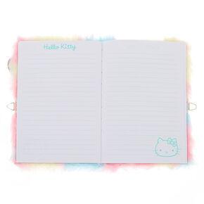 91293ad43b7 Hello Kitty® Pastel Plush Lockable Diary