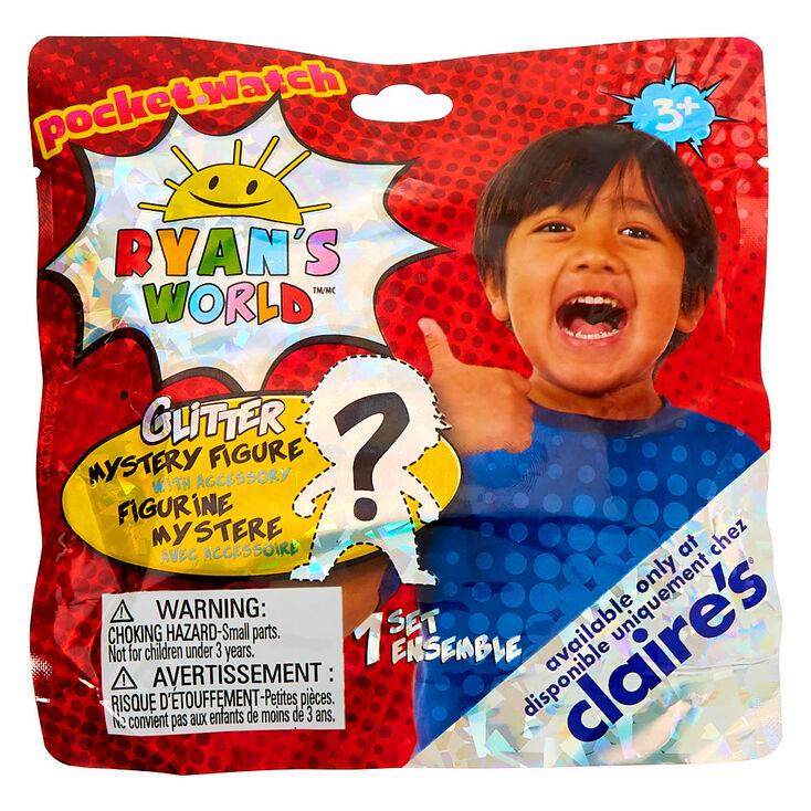 Ryan's World™ Glitter Mystery Figure Bling Bag,