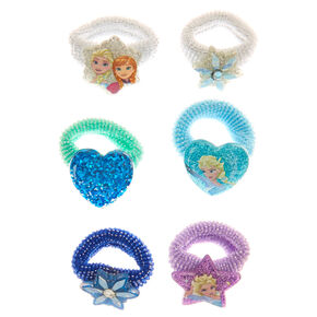 acd50f4f8 Disney® Frozen Glitter Hair Bands - 6 pack