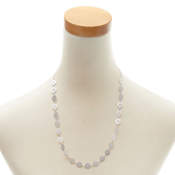 Claire's - filigree disc jewelry set - 2