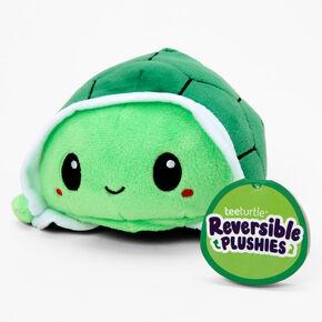 TeeTurtle™ Reversible Plushies Turtle - Green,