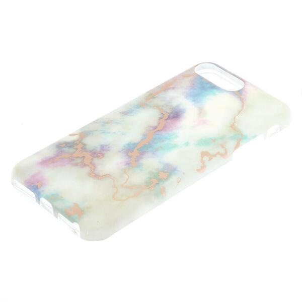 Claire's - pastelmarble phone case - 2