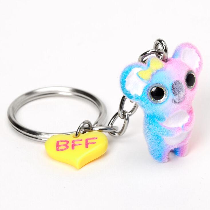 Cuddly Koalas Best Friends Keychains - 3 Pack,