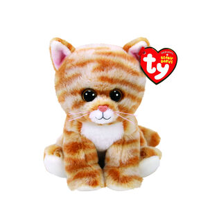 10eca39a553 Ty Beanie Boo Small Cleo the Cat Plush Toy
