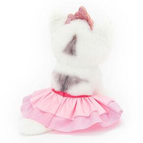 Doug the Pug™ Small Princess Fiona the Feline™ Plush Toy - White,