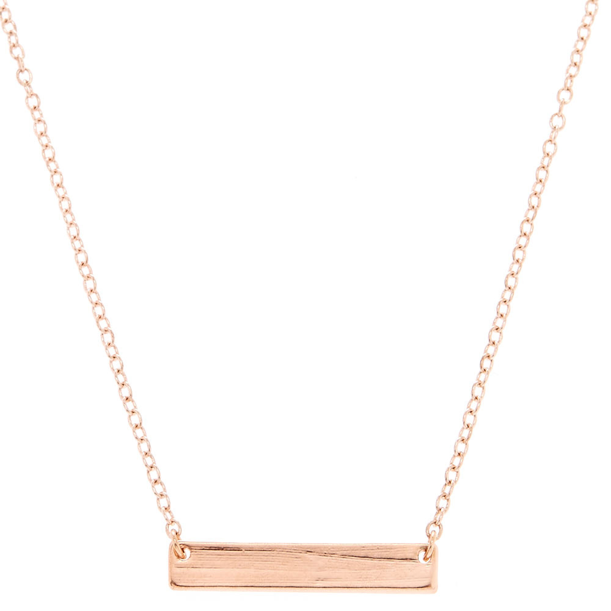 gold bar pendant us s claire