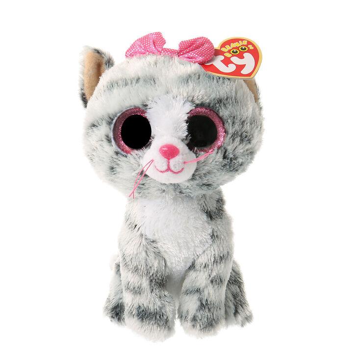 891d493d76d TY Beanie Boos Small Kiki the Kitten Soft Toy