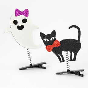 Halloween Deely Bopper Hair Clips - 2 Pack,
