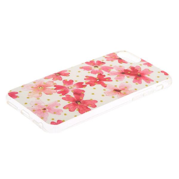 Claire's - floral phone case - 2