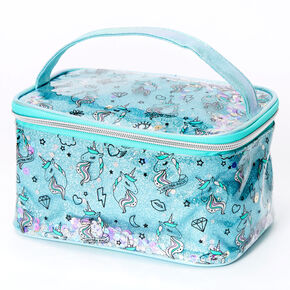 Unicorn Magic Makeup Bag - Mint,