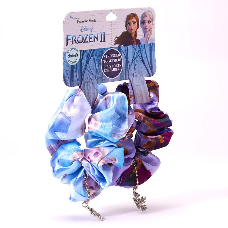 ©Disney Frozen 2 Stronger Together Hair Scrunchies - 2 Pack,