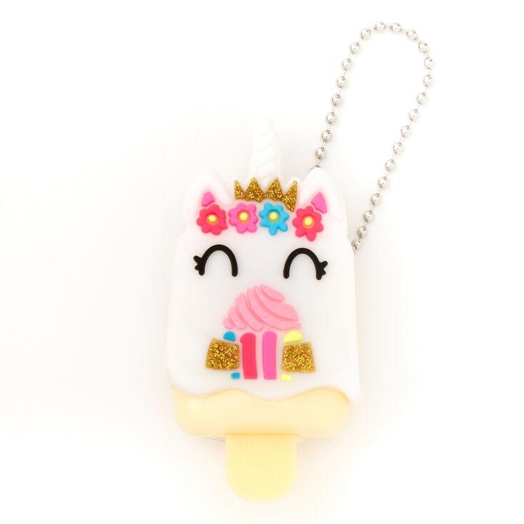 Pucker Pops Unicorn Cupcake Lip Gloss - Birthday Cake,