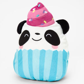 """Squishmallows™ 8"""" Claire's Exclusive Pandacake Soft Toy,"""