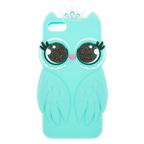 Go to Product: Mint Owl Princess Silicone Phone Case - Fits iPhone 5/5S/SE from Claires