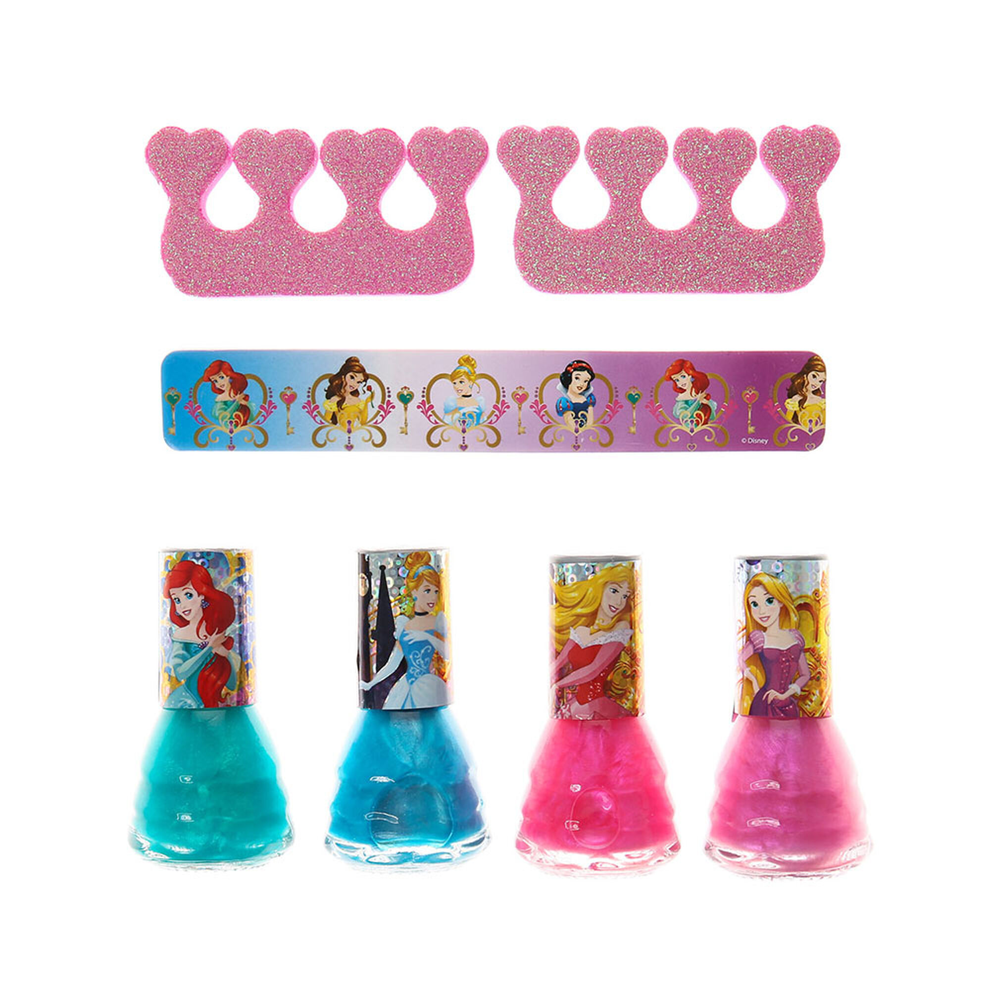 Disney Princess Nail Art Gift Set Claires