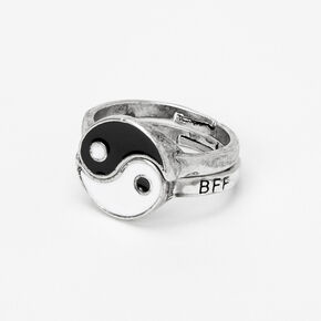 Best Friends Yin-Yang Rings - 2 Pack,