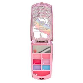 Unicorn Bling Flip Phone Lip Gloss Set,
