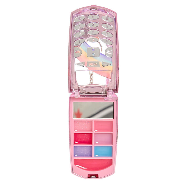 Unicorn Bling Flip Phone Lip Gloss Set,