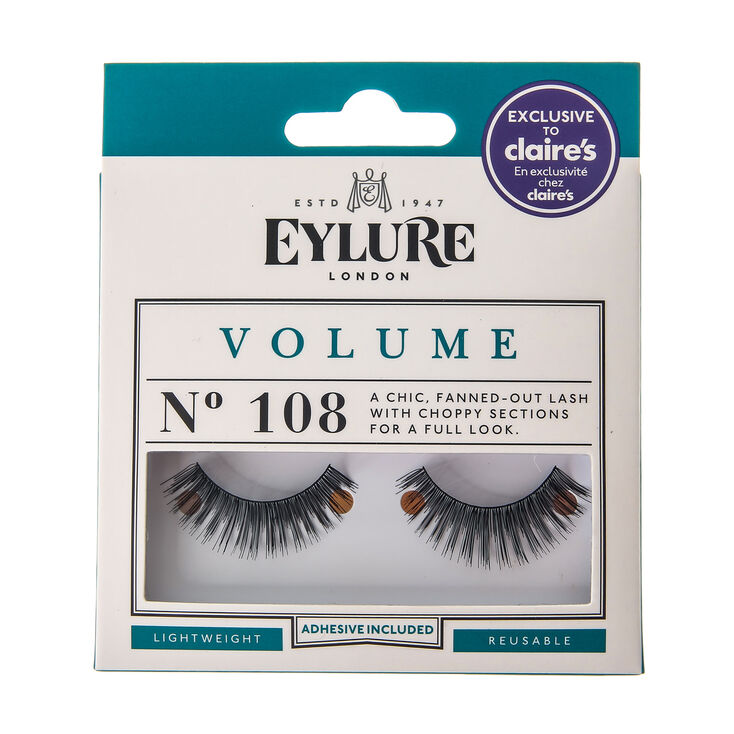 dd6d51e5d35 Eylure Volume 108 False Lashes | Claire's