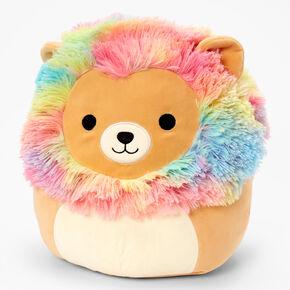 "Squishmallows™ 12"" Rainbow Lion Man Plush Toy,"