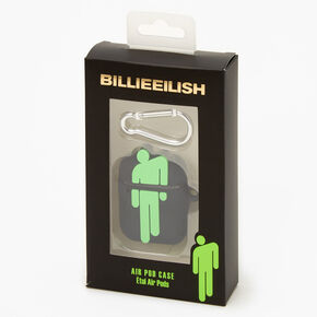 Billie Eilish Silicone Earbud Case Cover - Compatible With Apple AirPods,