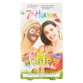 7th Heaven Mud, Peel off & Sauna Masks,