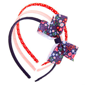 Claire's Club Headbands - 3 Pack,