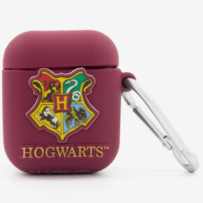Harry Potter™ Hogwarts Silicone Earbud Case Cover - Compatible With Apple AirPods,