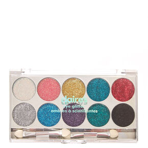 Bright Glitter Eyeshadow Palette,