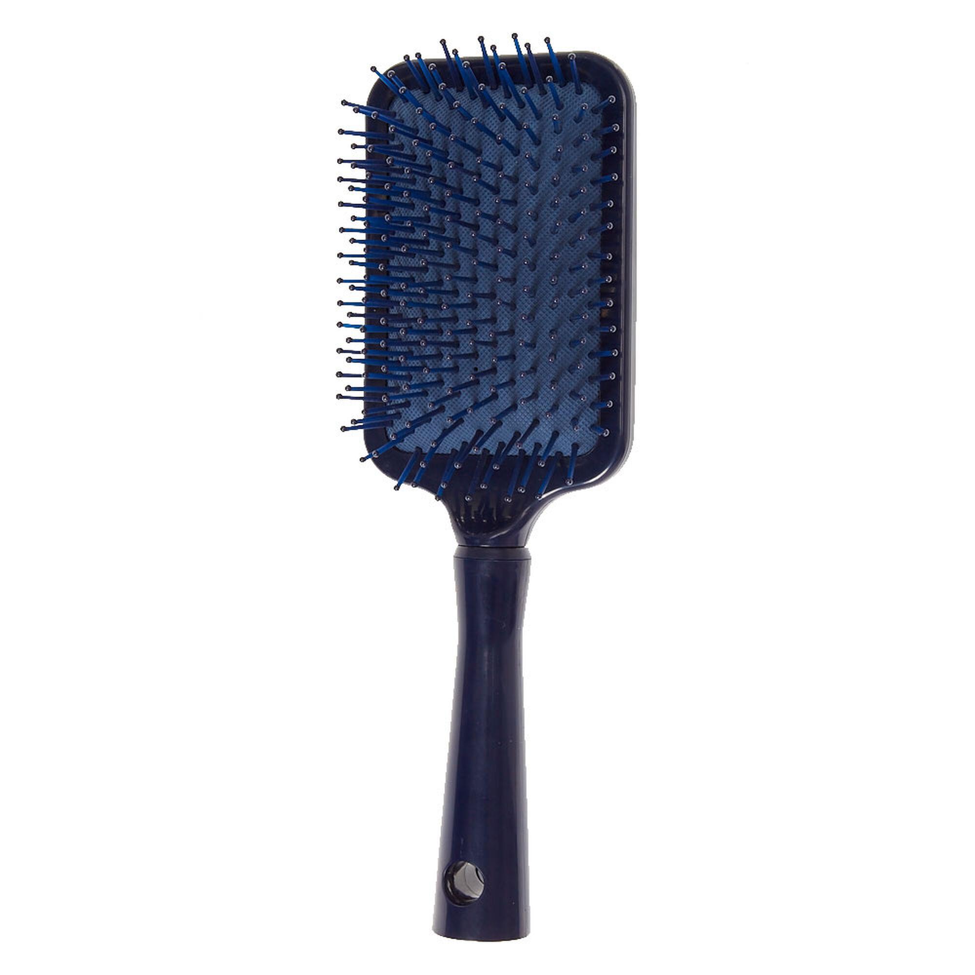 5c6b4ac62 ... Brush,; Navy & White Love Hair ...