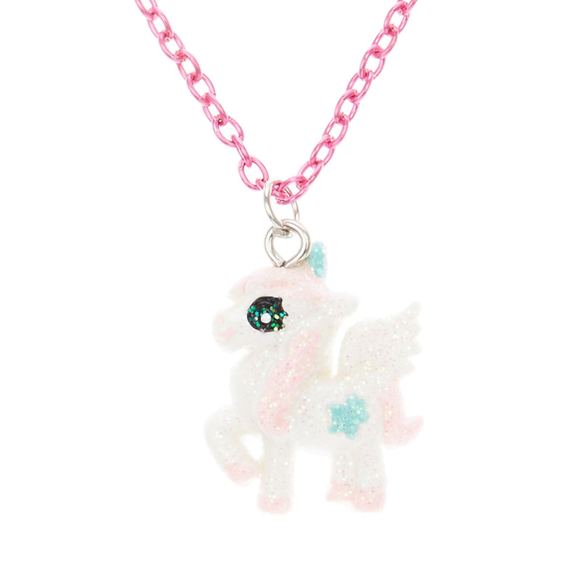 Claire S Club Unicorn Dream Jewelry Set 3 Pack Claire S Us