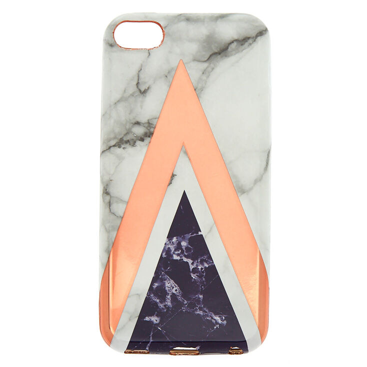 more photos 7d9f8 7260c Geometric Marble iPod® Touch 5/6 Case
