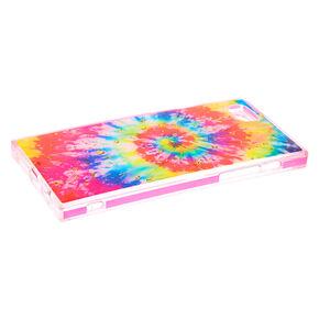 Rainbow Tie Dye Square Phone Case - Fits iPhone 6/7/8/SE,