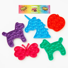 Pop Poppers Fidget Toy Blind Bag - Styles May Vary,
