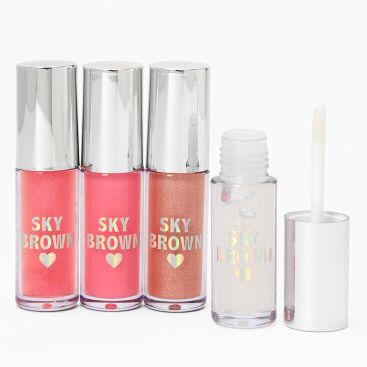 Sky Brown™ Nail Polish Set - 4 Pack,