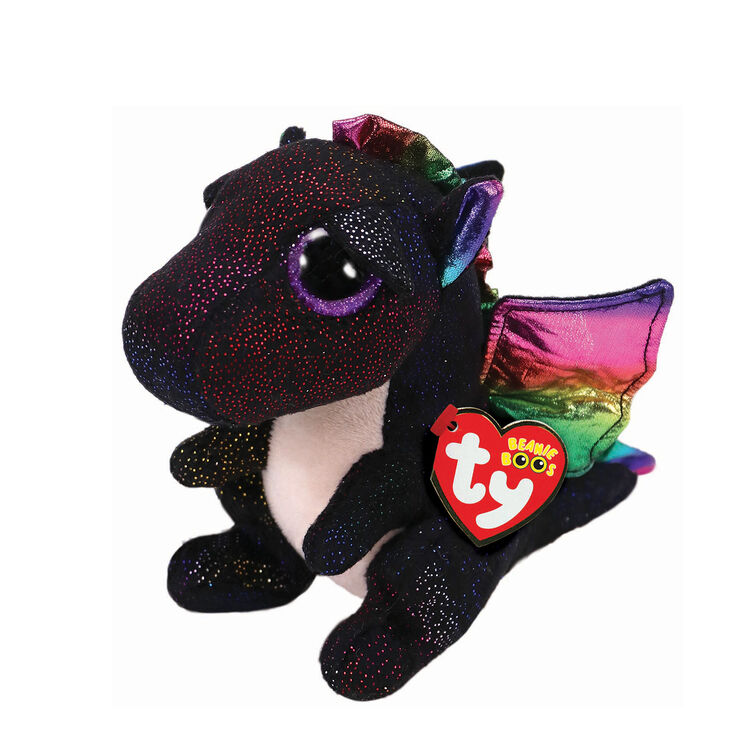 Ty Beanie Boo Small Anora the Dragon Soft Toy,