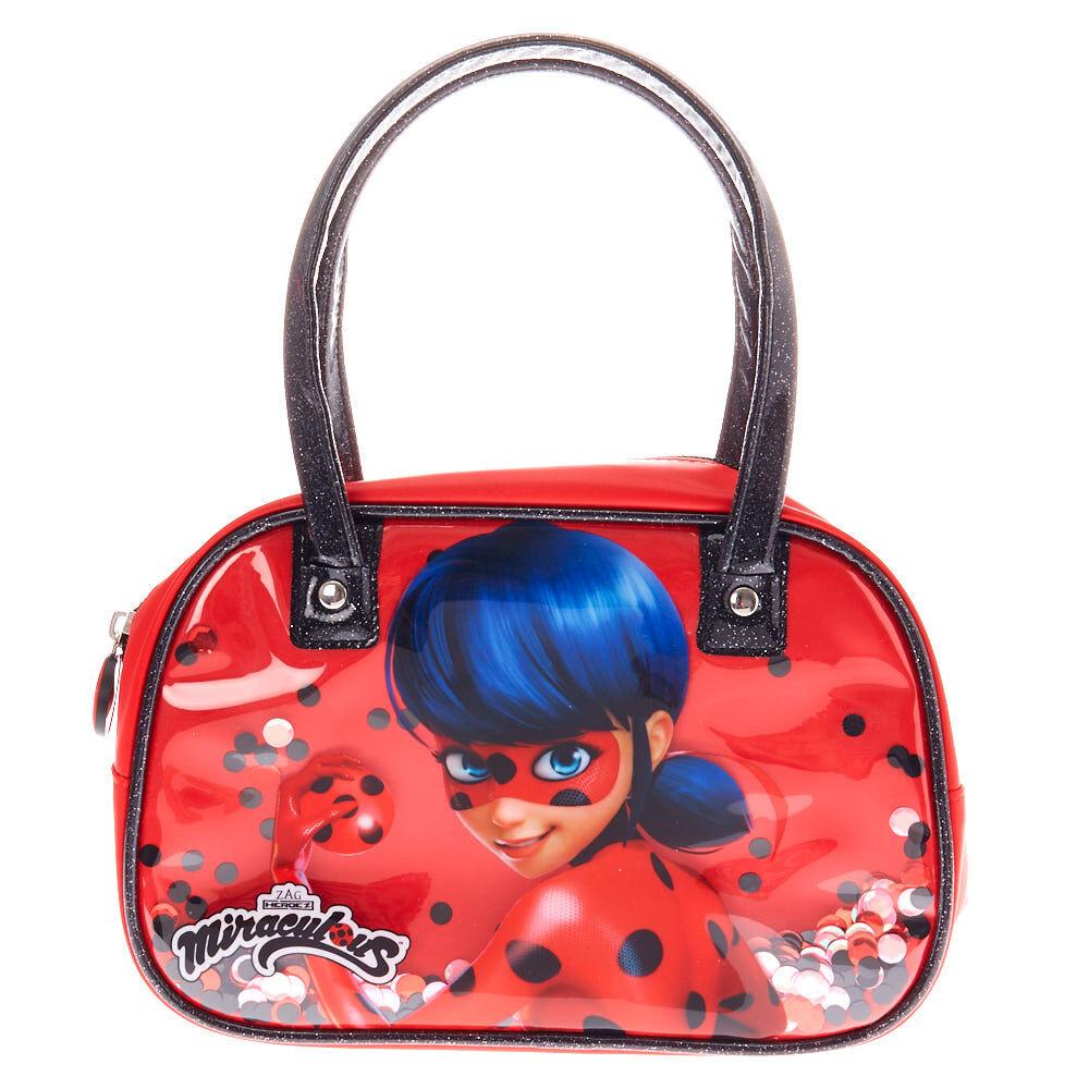 Miraculous Ladybug Sac bandouli/ère Parure
