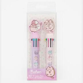Pusheen® Mini 10 Colour Sweet Desserts Pen – 2 Pack,
